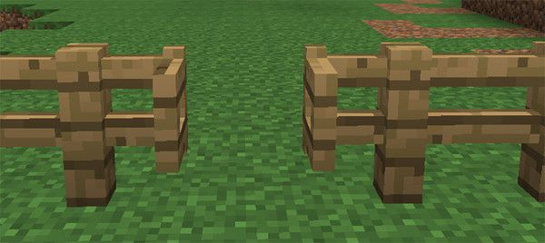 Let S Make A Fence In Minecraft Centerblog