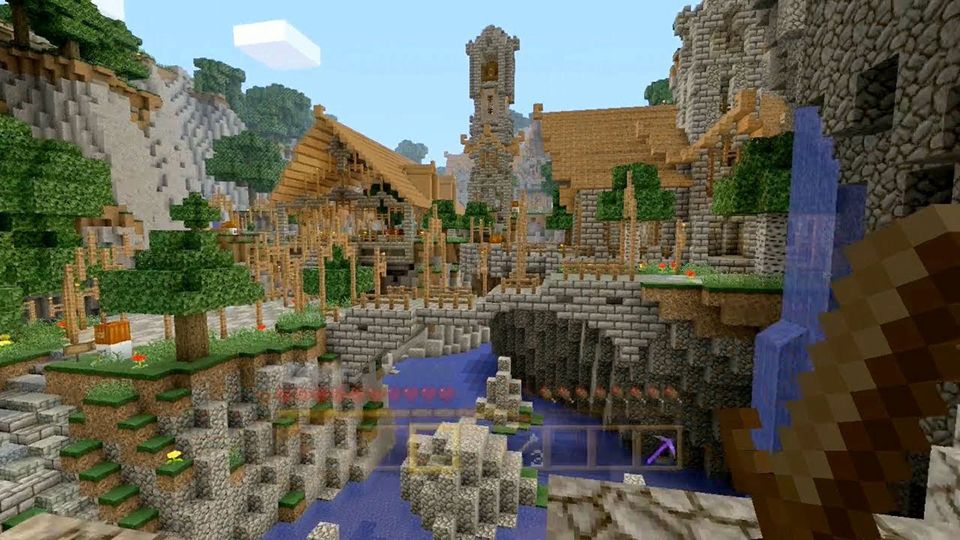 Let\'s Play Some Minecraft Adventure Maps